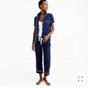 Jcrew Vintage short sleeve pajamas